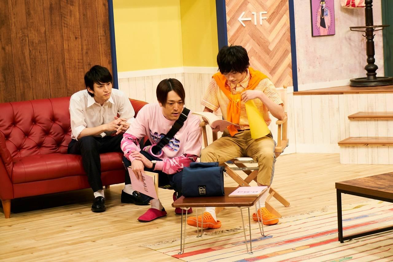 『テレビ演劇 サクセス荘』第5回あらすじ&場面写真をUP!写真3