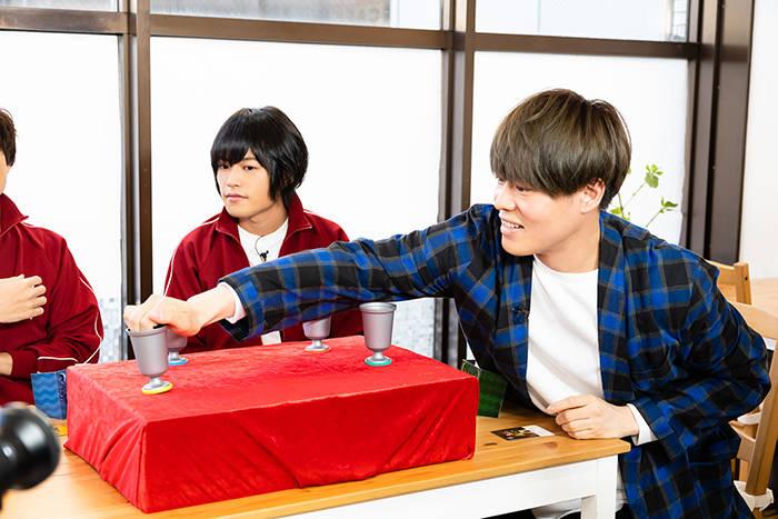 浪川大輔&神尾晋一郎がゲスト!『ボドゲであそぼ 2ターンめ!』#7の先行カット&あらすじ解禁