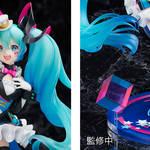『初音ミク「マジカルミライ 2019」Ver. 1/7スケールフィギュア』3