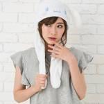 サンリオキャラクター 耳が動く帽子 シナモロール 画像2
