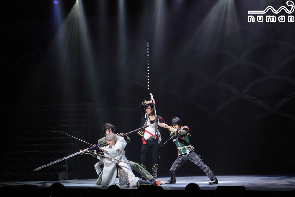 ミュージカル『刀剣乱舞』 ~葵咲本紀~ 開幕レポート! 写真1