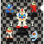 ガンダム×ハローキティ、チェスデザインのグッズが全国のサンリオショップに新登場!10