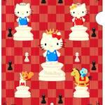 ガンダム×ハローキティ、チェスデザインのグッズが全国のサンリオショップに新登場!11