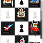 ガンダム×ハローキティ、チェスデザインのグッズが全国のサンリオショップに新登場!12