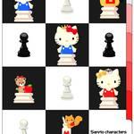 ガンダム×ハローキティ、チェスデザインのグッズが全国のサンリオショップに新登場!13