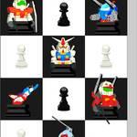 ガンダム×ハローキティ、チェスデザインのグッズが全国のサンリオショップに新登場!14