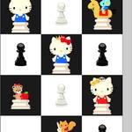 ガンダム×ハローキティ、チェスデザインのグッズが全国のサンリオショップに新登場!15