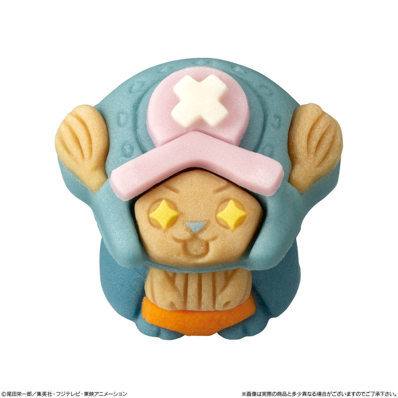 『ONE PIECE』チョッパーの和菓子2
