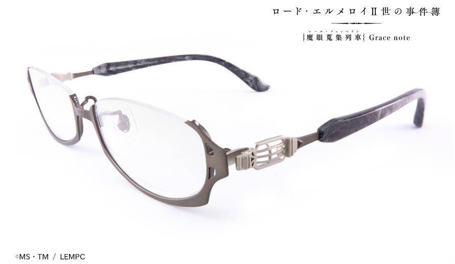 「ロード・エルメロイII世」イメージコラボ眼鏡 写真4