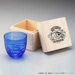 ワンピース江戸切子10