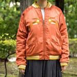 もののけ姫 リバーシブルスカジャン GBL 画像10