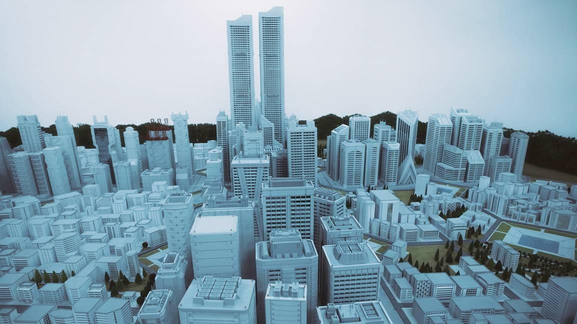 """エヴァンゲリオン』""""3Dスキャン撮影""""により、あなたの分身が第3新東京 ..."""