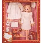 LiccA Stylish Doll Collections_ハローキティ 45th アニバーサリー スタイル2