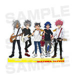 『イナズマイレブン』9月13日よりタワーレコードにてPOP UP SHOP開催決定!8