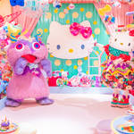 ハローキティ×KAWAII MONSTER CAFE HARAJUKU1