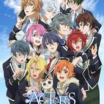 TVアニメ『ACTORS -Songs Connection-』キービジュアル第1弾