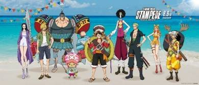 『ONE PIECE  STAMPEDE』×「ユニモちはら台」12