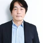 石田衣良 先生 近影 池袋ウエストゲートパーク TVアニメ化 画像