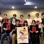 『テニスの王⼦様 BEST GAMES!! 不⼆ vs 切原』キービジュアル第2弾公開!アフレコの様子も!