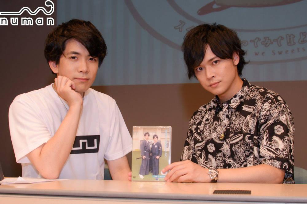 『伊東健人・狩野翔のスイどう』先行発売記念インタビュー:写真2