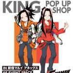 『シャーマンキング POP UP SHOP in マルイ』1