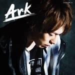 北園涼 Major Debut ALBUM 「Ark」初回盤ジャケット