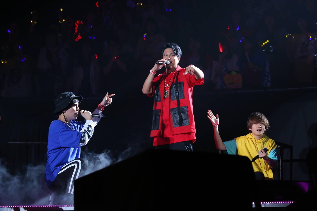 ヒプノシスマイク 4th LIVE @オオサカ|numan5