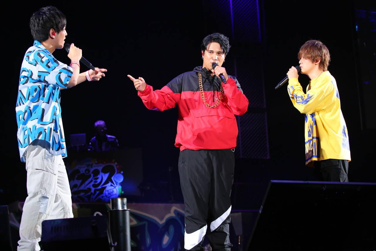 ヒプマイ4th LIVE@オオサカDay2ライブレポート!写真画像numan3