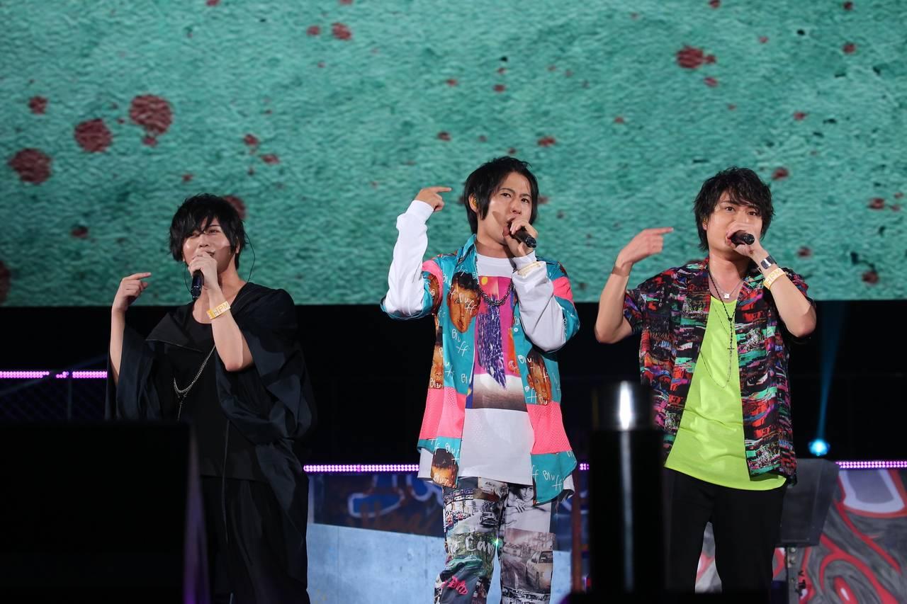 ヒプマイ4th LIVE@オオサカDay2ライブレポート!写真画像numan4