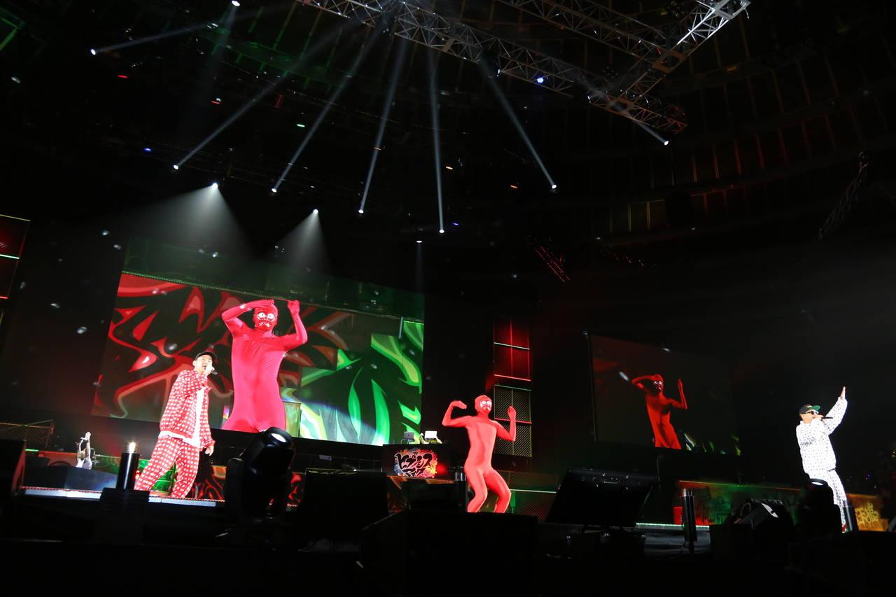 ヒプマイ4th LIVE@オオサカDay2ライブレポート!写真画像numan6