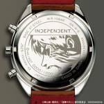 エレンモデル&リヴァイモデル『進撃の巨人』×シチズン「INDEPENDENT」のコラボウォッチ 画像4