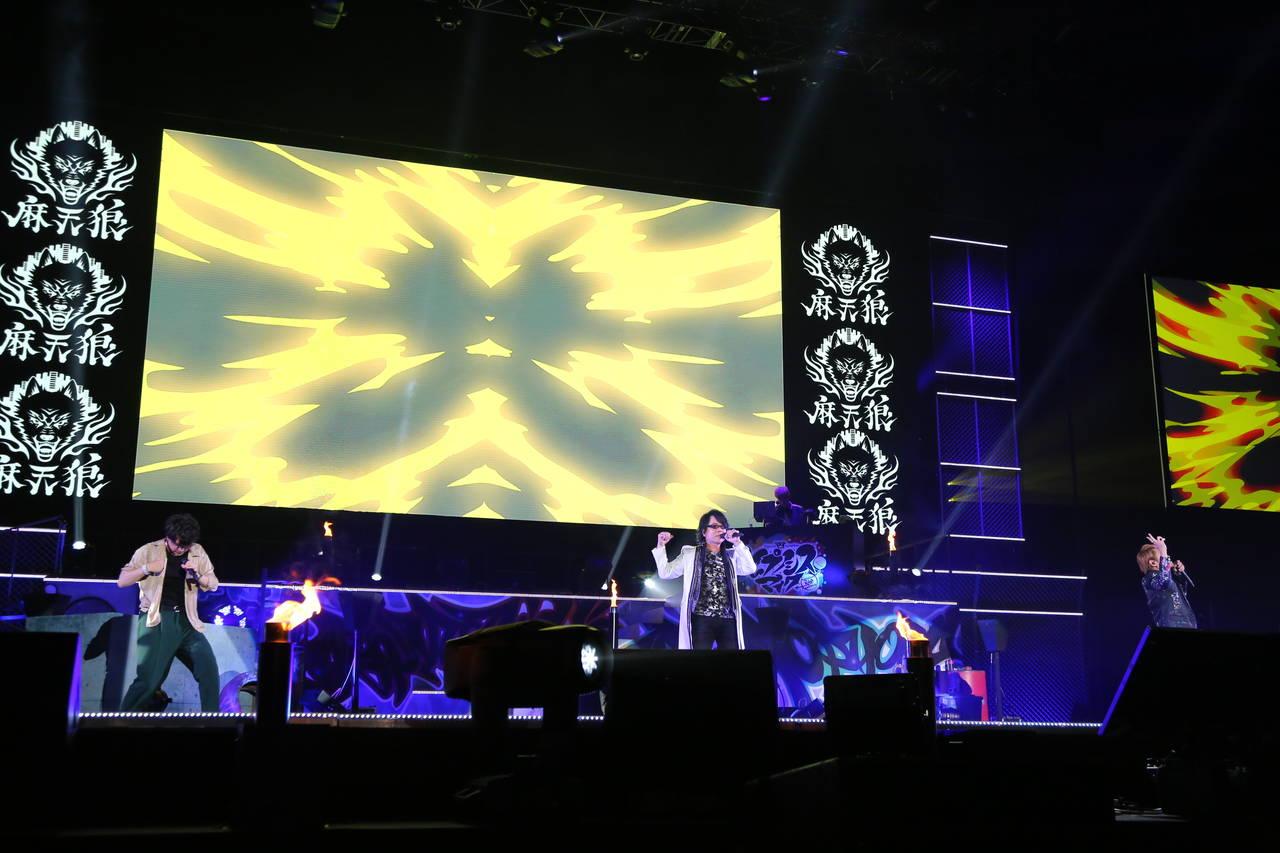 ヒプマイ4th LIVE@オオサカDay2ライブレポート!写真画像numan40