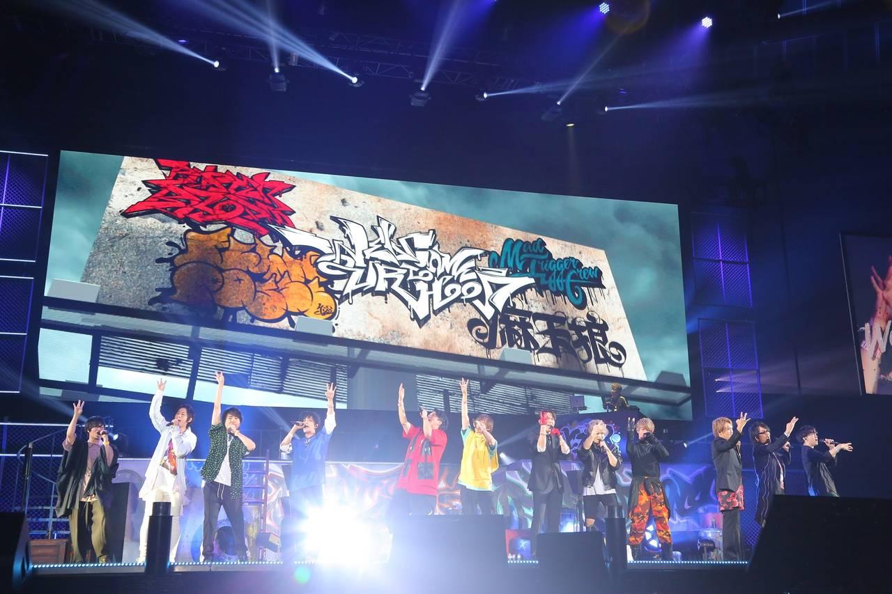 ヒプノシスマイク 4th LIVE @オオサカ|numan36
