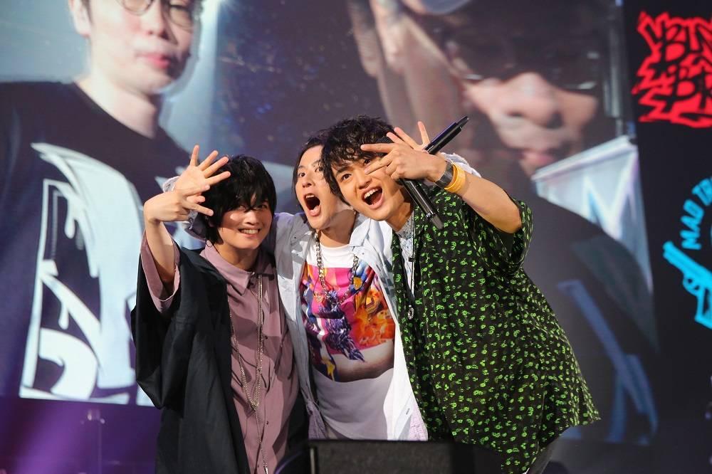 ヒプノシスマイク 4th LIVE @オオサカ|numan38