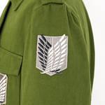 「進撃の巨人」調査兵団ロングコート10