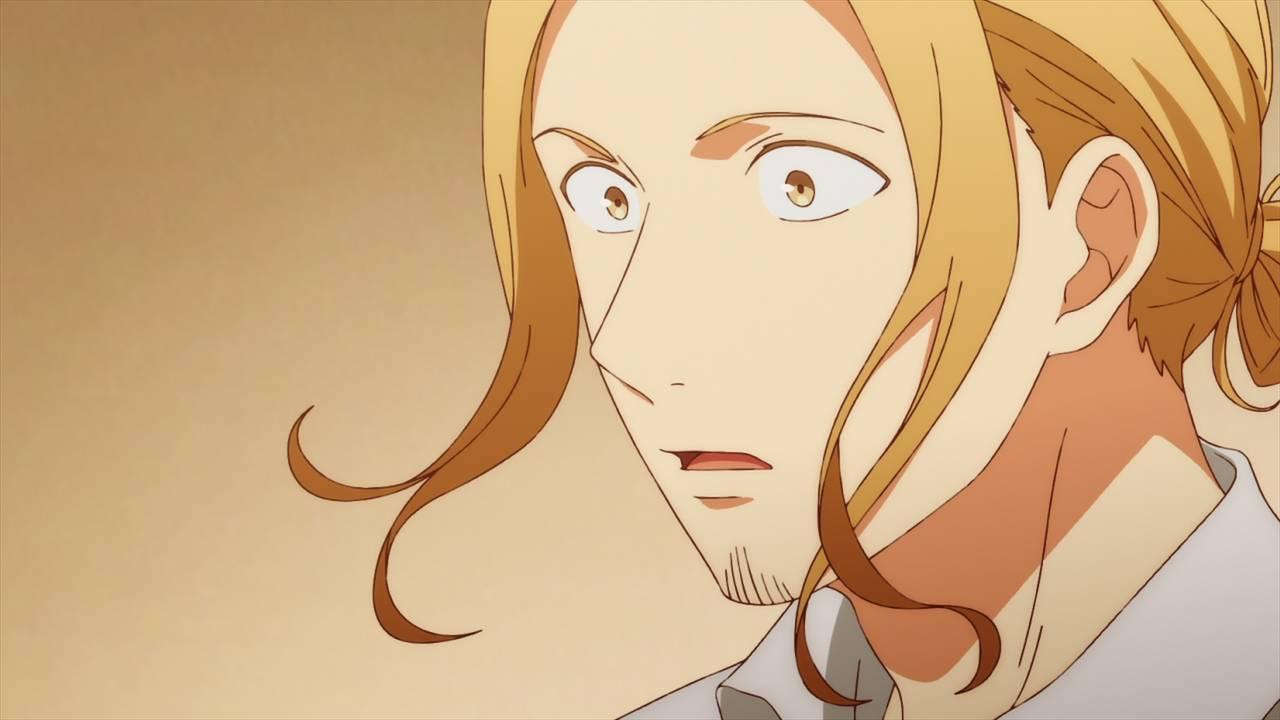 ノイタミナアニメ『ギヴン』第10話の先行カットが解禁!真冬にキスしたことに狼狽える立夏は……!?