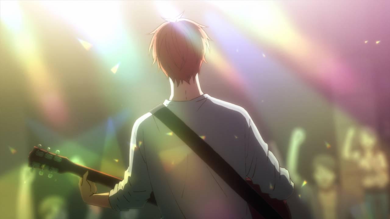 ノイタミナアニメ『ギヴン』第10話の先行カットが解禁!真冬にキスしたことに狼狽える立夏は……!?5