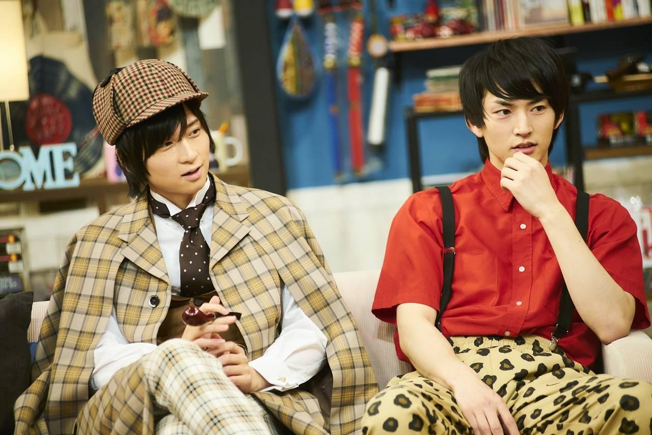『テレビ演劇 サクセス荘』第10回 写真6