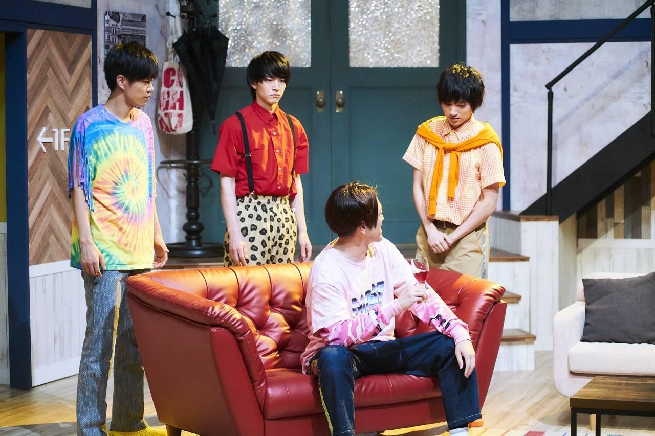 『テレビ演劇 サクセス荘』第10回 写真10