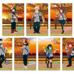 『セガコラボカフェ 僕のヒーローアカデミア』10