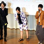 【速報】『テレビ演劇 サクセス荘』高橋健介、髙木俊、黒羽麻璃央 写真5
