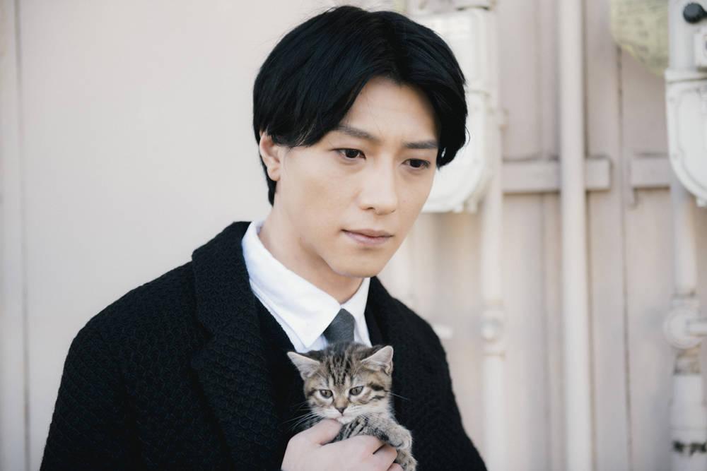 鈴木拡樹ドラマ『カフカの東京絶望日記』第2話 写真1