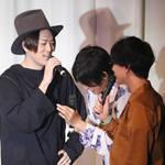 【サクセス荘】高橋健介、髙木俊、黒羽麻璃央を直撃!写真1