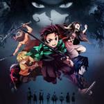 アニメ『鬼滅の刃』ビジュアル 画像