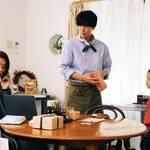 黒羽麻璃央、植田圭輔ドラマ『パパ、はじめました』第6話 写真1