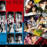 レスリー・キー 「SUPER VOICE STARS」インタビュー パンフレット