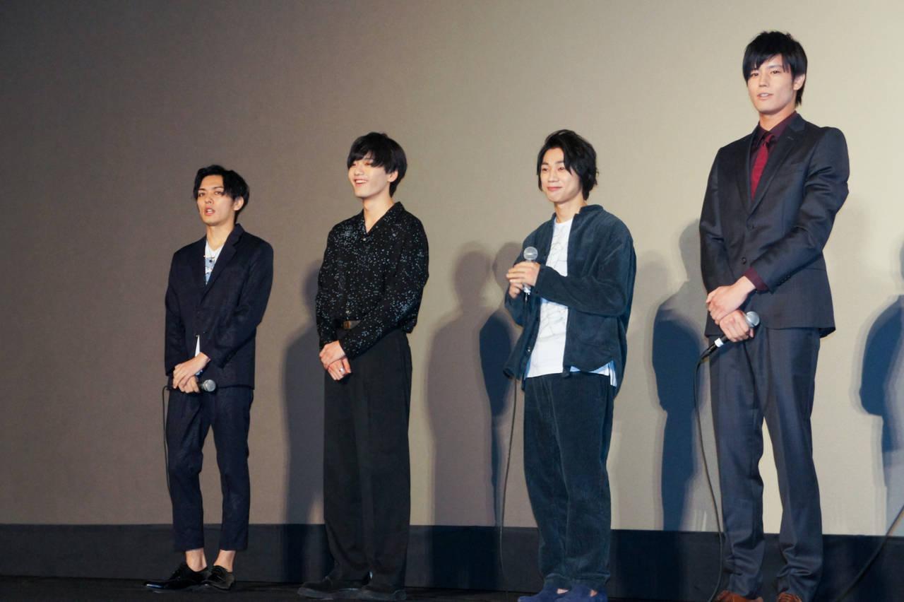 映画『ダウト~嘘つきオトコは誰?~』公開記念舞台挨拶|画像4