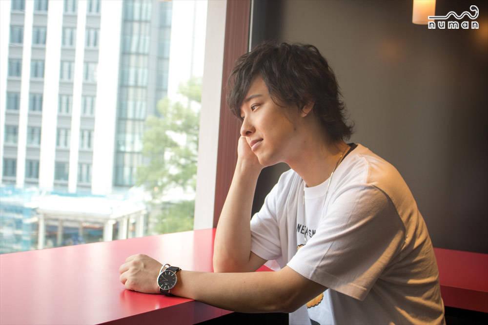 寺島惇太2ndミニアルバム『JOY source』発売記念インタビュー【前編】:写真1