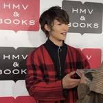 増子敦貴、1st写真集『A』発売記念イベントレポートを実施