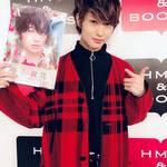 増子敦貴、1st写真集『A』発売記念イベントレポート!収録された奇跡の一枚とは?